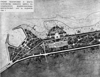 Проект планировки и благоустройства южного берега Заславльского водохранилища