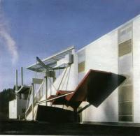Производственное здание в Сант-Вайт-Глане. Группа Химмельблау, 1989