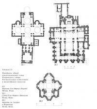 Пятикупольные композиции в византийском зодчестве