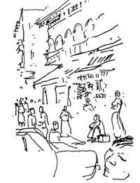 Рангун, Бирма. Путевые зарисовки 1976 г. Иная национальная и природно-климатическая среда