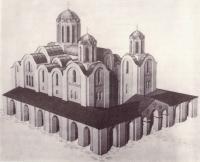 Реконструкция автора и В. А. Харламова