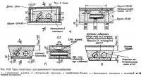 Рис. 10.8. Типы теплотрасс для временного теплоснабжения