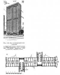 Рис. 1.12. Дом «этажерочной» конструкции