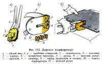 Рис. 112. Дырокол (перфоратор)