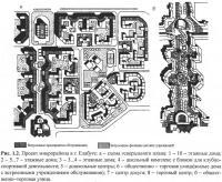 Рис. 1.2. Проект микрорайона в г. Елабуге