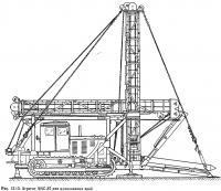 Рис. 13.13. Агрегат АВС-35 для вдавливания свай