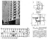 Рис. 1.4. Крупнопанельный 17-этажный жилой дом на проспекте Мира
