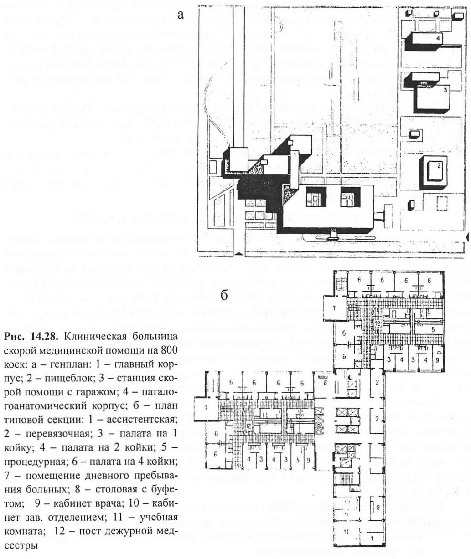 Мурманская областная больница схема