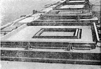 Рис. 15. Формы для изготовления наружной стеновой панели