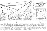 Рис. 155. Покрытие выставочного павильона