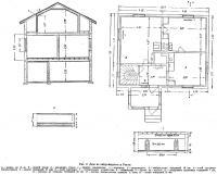 Рис. 2. Дом из виброкирпича в Ристе