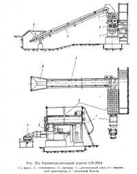 Рис. 20а. Кирпичеделательный агрегат СМ-296А