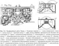 Рис. 2.1. Периферийный район Искра, г. Ульяновск (проект)