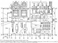 Рис. 2.4. Объединенный главный корпус газомазутной ТЭЦ (типовой)
