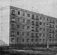 Рис. 25. Фрагмент фасада дома