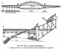 Рис. 277. Мост в Сиднее (Австралия)