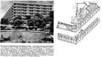 Рис. 29. Отель «Де-Мар» на 150 номеров в Пальме, о. Мальорка, Испания