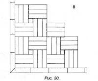Рис. 30. Закрученный квадрат