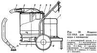 Рис. 38. Машина СО-106А для удаления воды с основания