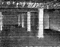 Рис. 4.16. Подвал после выполнения гидроизоляции стен и полов