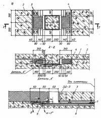 Рис. 4.3. Регулирующие устройства с применением высокопрочных болтов