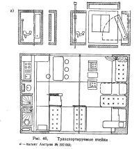 Рис. 46. Транспортируемые ячейки
