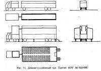 Рис. 71. Демонстрационный зал