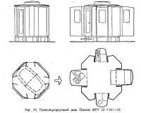 Рис. 72. Транспортируемый дом