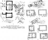 Рис. 8. Типы планировки этажных домов
