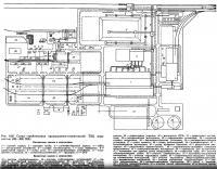 Рис. 9.26. Схема стройгенплана промышленно-отопительной ТЭЦ мощностью 400—800 МВт