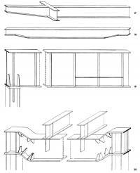 Рисунки 17-20. Формы сварных балок