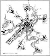 Система общегородского центра