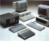 Система персональных компьютеров, П.А. Кинг, Е. Соттсасс, Г. Соуден, 1982—1984