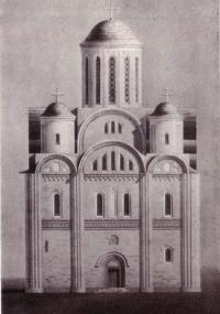 Собор Апостолов в Белгороде. Реконструкция автора
