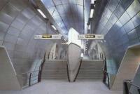 Станция метро Соутворк. Лондон. Мак Кормак, 1990—2000