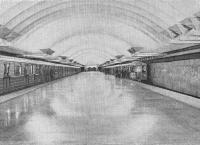 Станция «Площадь Мужества»
