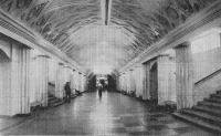 Станция «Площадь Свердлова»