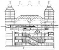 Станция Вестминстер (эскалаторы)