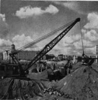 Строительство Ленинского проспекта