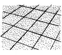 Сваренное полотно линолеума