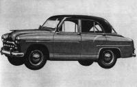 Связь конструкции и формы. Скрытая (автомобиль Тойота SF, 1951)