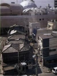 Улица в японском городе