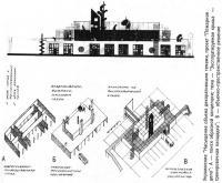 Упражнение Насыщение объема декоративными темами, проект Пожарное депо