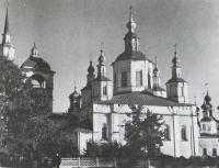 Успенский собор. Вид с северной стороны