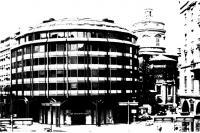 Внешний вид банковского здания