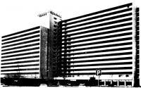 Внешний вид гостиницы «Альфа»