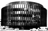 Внешний вид здания бюро