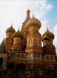 Южный фасад Покровского собора