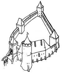 Замок Витовта (реконструкция)