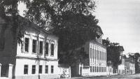 Застройка Советского проспекта жилыми домами первой половины XIX в.